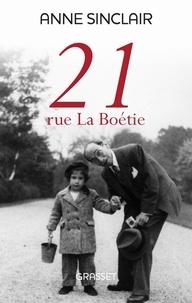 Anne Sinclair - 21 rue La Boétie.