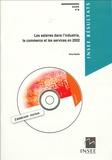 Anne Skalitz - Les salaires dans l'industrie, le commerce et les services en 2002. 1 Cédérom