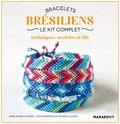 Anne Sohier-Fournel - Bracelets brésiliens - Le kit complet.