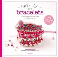 Histoiresdenlire.be L'atelier des bracelets - 20 techniques et plus de 40 modèles Image