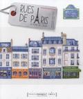 Anne Sohier-Fournel - Rue de Paris au point de croix.