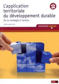 Galabria.be L'application territoriale du développement durable - De la stratégie à l'action Image