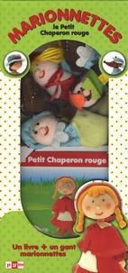 Anne-Sophie Bailly - Marionnettes le Petit Chaperon Rouge.