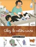 Anne-Sophie Baumann - Chez le vétérinaire.