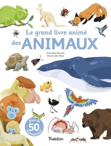 Mon grand livre animé des animaux