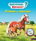 Anne-Sophie Baumann et Marcelle Geneste - Poneys et chevaux.
