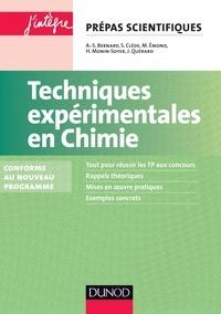 Checkpointfrance.fr Techniques expérimentales en Chimie Image