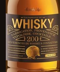 Anne-Sophie Bigot - La passion du whisky.