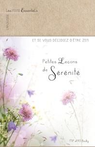 Anne-Sophie Boutry - Petites Leçons de Sérénité.