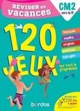 Anne-Sophie Cayrey et Lisa Auline - 120 jeux du CM2 à la 6e.
