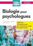 Anne-Sophie Darmaillacq et Ludovic Dickel - Biologie pour psychologues - L1/L2.