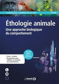 Anne-Sophie Darmaillacq et Frédéric Lévy - Éthologie animale - Une approche biologique du comportement.