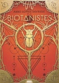Anne-Sophie Devriese - Biotanistes.