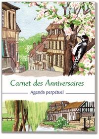 Anne-Sophie Droulers - Carnet des anniversaires.