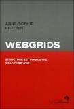 Anne-Sophie Fradier - Webgrids - Structure et typographie de la page Web.