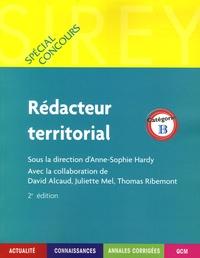 Anne-Sophie Hardy - Rédacteur territorial - Catégorie B Edition 2006.