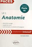 Anne-Sophie Heissat - Anatomie UE 5 - 300 QCM corrigés, inspiré de Paris VI.