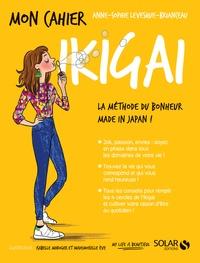 Anne-Sophie Levesque-Brianceau - Mon cahier ikigai.