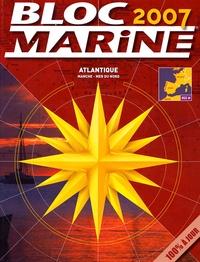 Anne-Sophie Mary et Olivier Salmon - Bloc Marine Atlantique, Manche - Mer du Nord 2007.