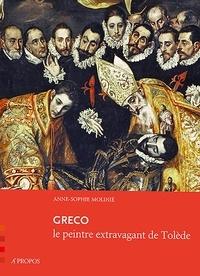 Anne-Sophie Molinié - Greco.