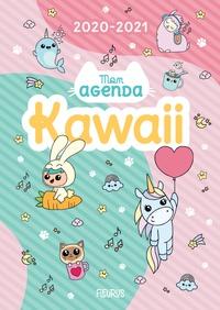 Anne-Sophie Origlia et Mayumi Jezewski - Mon agenda Kawaii.