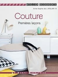 Anne-Sophie Pawlas - Couture, premières leçons.