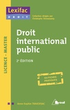 Anne-Sophie Traversac - Droit international public.