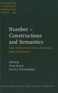 Anne Storch - Number, Constructions and Semantics.