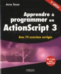 Anne Tasso - Apprendre à programmer en ActionScript 3.