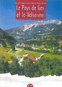 Anne Thill - Le pays de Gex et la Valserine.