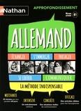 Anne Thomann et Beate Blasius - Coffret Allemand approfondissement - B1. 3 CD audio