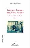 Anne-Tina Izquierdo - Laurence Louppe, une pensée vivante - Cours au Cefedem Sud Volume 2.