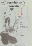 Anne Torrès - L'Exercice de la bataille.