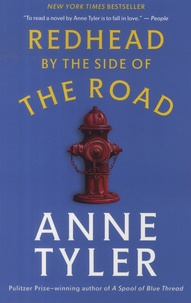 Anne Tyler - Redhead by the Side of the Road.