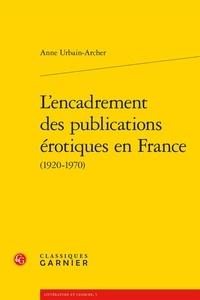 Deedr.fr L'encadrement des publications érotiques en France (1920-1970) Image