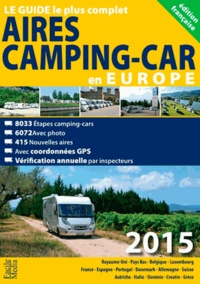 Anne Van den Dobbelsteen - Aires camping-car en Europe.