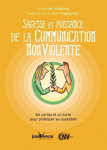 Anne Van Stappen et Jean Augagneur - Le coffret Sagesse et puissance de la communication Non violente.