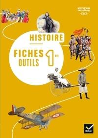 Anne Vanacore et Véronique Ziegler - Histoire Géographie 1re - Fiches outils.