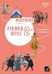 Anne Vanacore et Véronique Ziegler - Histoire Géographie 2nde - Fiches outils.