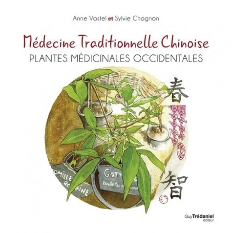 Médecine traditionnelle chinoise, plantes médicinales occidentales