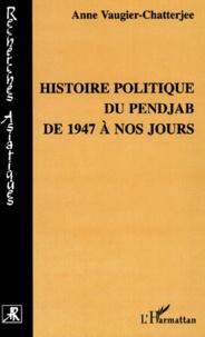 Corridashivernales.be Histoire politique du Pendjab de 1947 à nos jours Image