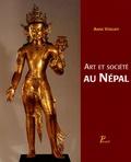 Anne Vergati - Art et société au Népal.