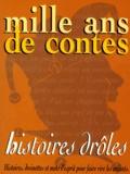 Anne Vila et Pierre Casanova - Histoires drôles.