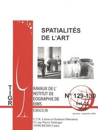 Deedr.fr Spatialités de l'art Image