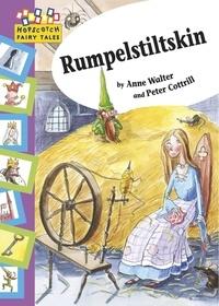 Anne Walter et Peter Cottrill - Rumpelstiltskin - Hopscotch Fairy Tales.