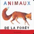 Anne Weiss - Animaux de la forêt.