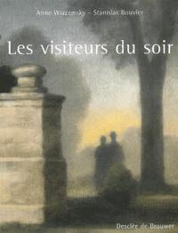 Anne Wiazemsky - Les visiteurs du soir.