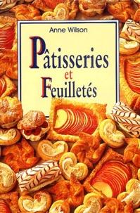 Anne Wilson - Pâtisseries et feuilletés.