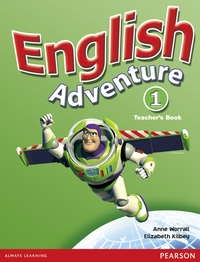 English adventure level 1 teachers book.pdf