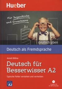 Deutsch für Besserwisser A2 - Typische Fehler verstehen und vermeiden.pdf